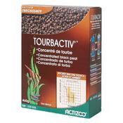 Wkład torfowy Zolux Tourbactiv [460g] Actizoo - torf granulowany