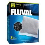 Wkład węglowy do filtra Fluval C2 [3x45g]