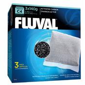 Wkład węglowy do filtra Fluval C4 [3x140g]