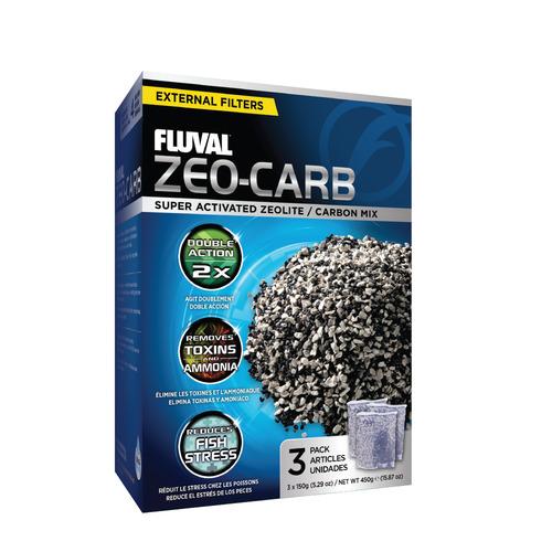 Wkład węglowy Zeo-Carb do filtra Fluval [450g]