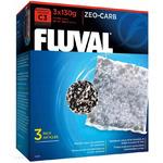 Wkład węglowy Zeo-Carb do filtra Fluval C3 [3x130g]