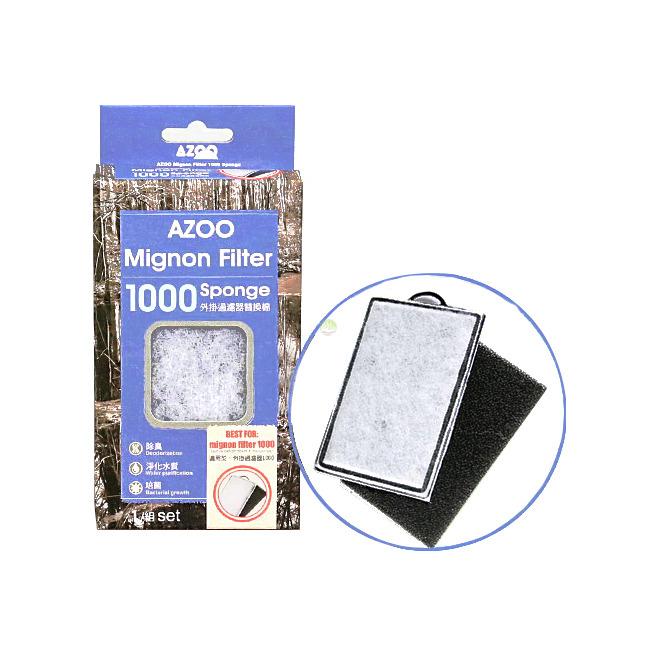 Wkład wymienny do AZOO MIGNON 1000