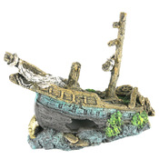 Wrak statku GALEON Wreck L - 22x11x15.5cm
