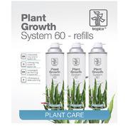 Wymienne 3 butle CO2 TROPICA System 60 [5000ml] - w sprayu