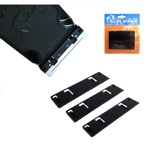 Wymienne ostrza do Flipper STANDARD (3 szt.) - do akrylu