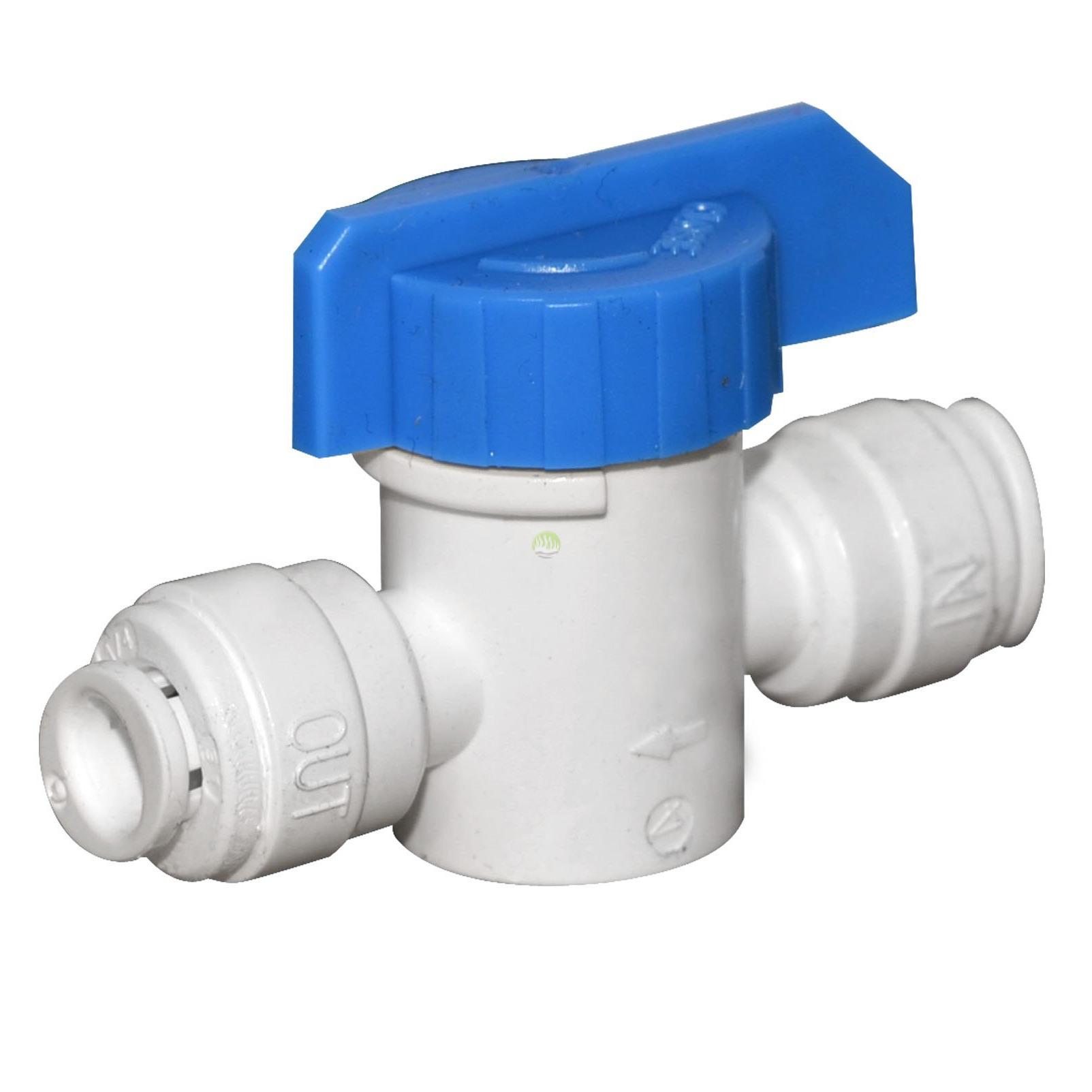 podłączenie wody ro