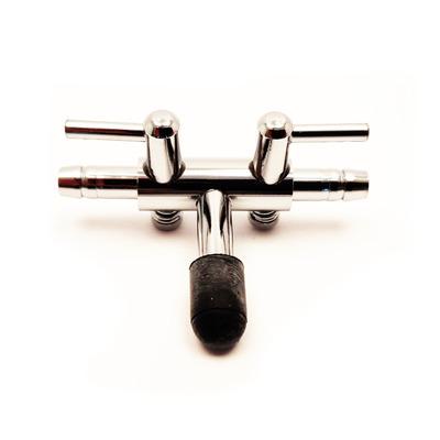 Zawór metalowy [4/6mm] - 2 wyjścia