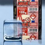Zestaw 10x Pokarm mrożony MIX OCHOTKA - WODZIEŃ [100g] - odbiór osobisty