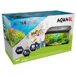 Zestaw akwariowy Aquael AQUA4HOME 100 - owal