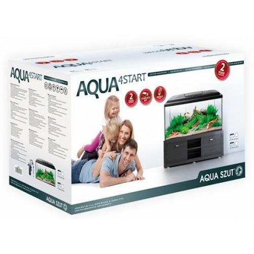 Zestaw akwariowy Aquael AQUA4START 60 LT - owal