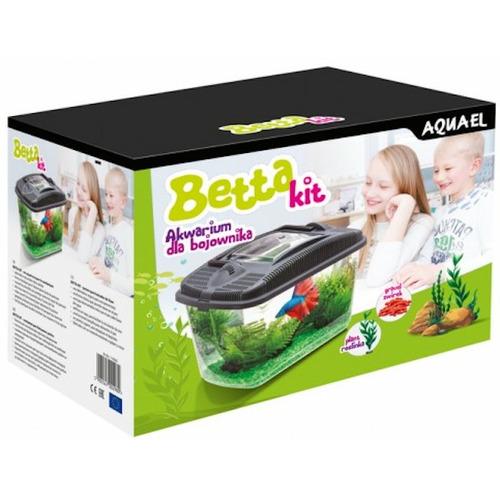 Zestaw akwariowy AquaEl Betta Kit - dla bojownika