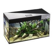 Zestaw akwariowy AquaEl GLOSSY 120 (260l, 120x40x60cm) - czarny