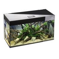 Zestaw akwariowy AquaEl GLOSSY 120 - czarny (odbiór osobisty)