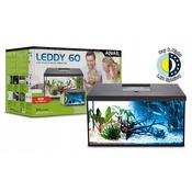 Zestaw akwariowy Aquael LEDDY 60 D&N 2.0- czarny