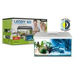 Zestaw akwariowy Aquael LEDDY DAY & NIGHT PAP-60 - biały
