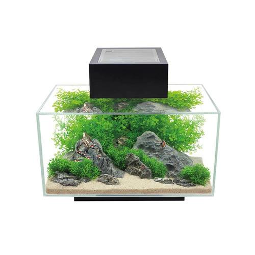 Zestaw akwariowy Fluval EDGE 2.0 z filtracją i oświetleniem LED [23l] - czarny