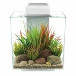 Zestaw akwariowy Fluval EDGE 2.0 z filtracją i oświetleniem LED [46l] - biały