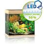 Zestaw akwariowy JUWEL Lido 120 (LED) + SZAFKA  - jasne drewno (dąb)