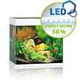 Zestaw akwariowy JUWEL Lido 120 (LED) + SZAFKA  - biały