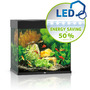 Zestaw akwariowy JUWEL Lido 120 (LED) + SZAFKA - czarny