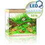 Zestaw akwariowy JUWEL Lido 200 (LED) - jasne drewno (dąb)