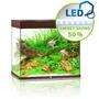 Zestaw akwariowy JUWEL Lido 200 (LED) + SZAFKA - ciemne drewno