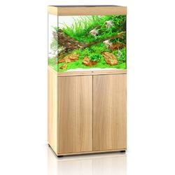 Zestaw akwariowy JUWEL Lido 200 (LED) + SZAFKA - jasne drewno (dąb)