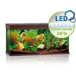 Zestaw akwariowy JUWEL Rio 180 (LED) - ciemne drewno.
