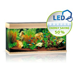 Zestaw akwariowy JUWEL Rio 180 (LED) - jasne drewno (dąb).