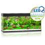 Zestaw akwariowy JUWEL Rio 240 (LED) + SZAFKA - czarny