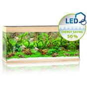 Zestaw akwariowy JUWEL Rio 240 (LED) - jasne drewno (dąb)..