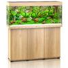 Zestaw akwariowy JUWEL Rio 240 (LED) + SZAFKA - jasne drewno (dąb)