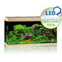 Zestaw akwariowy JUWEL Rio 350 (LED) - jasne drewno (dąb).