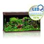 Zestaw akwariowy JUWEL Rio 350 (LED) + SZAFKA - ciemne drewno.