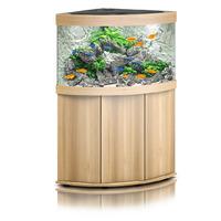 Zestaw akwariowy JUWEL Trigon 190 (LED) + SZAFKA  - jasne drewno (dąb)