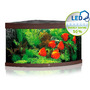 Zestaw akwariowy JUWEL Trigon 350 (LED) - ciemne drewno