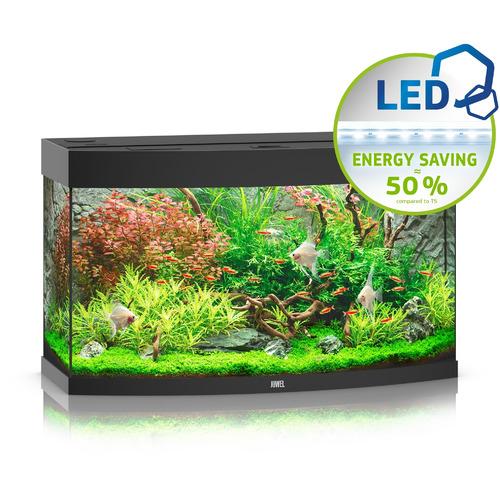 Zestaw akwariowy JUWEL Vision 180 (LED) - czarny