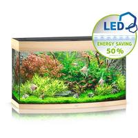 Zestaw akwariowy JUWEL Vision 180 (LED) - jasne drewno (dąb)