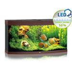 Zestaw akwariowy JUWEL Vision 260 (LED) - ciemne drewno