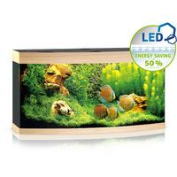Zestaw akwariowy JUWEL Vision 260 (LED) - jasne drewno (dąb)