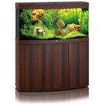 Zestaw akwariowy JUWEL Vision 260 (LED) + SZAFKA - ciemne drewno