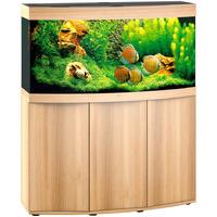 Zestaw akwariowy JUWEL Vision 260 (LED) + SZAFKA - jasne drewno (dąb)