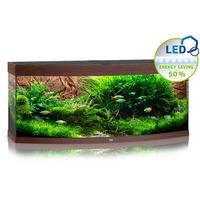 Zestaw akwariowy JUWEL Vision 450 (LED) - ciemne drewno