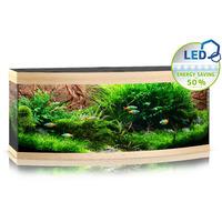 Zestaw akwariowy JUWEL Vision 450 (LED) - jasne drewno (dąb)