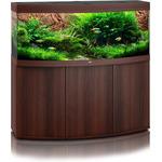 Zestaw akwariowy JUWEL Vision 450 (LED) + SZAFKA - ciemne drewno