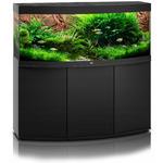 Zestaw akwariowy JUWEL Vision 450 (LED) + SZAFKA - czarny