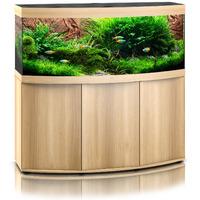 Zestaw akwariowy JUWEL Vision 450 (LED) + SZAFKA - jasne drewno (dąb)
