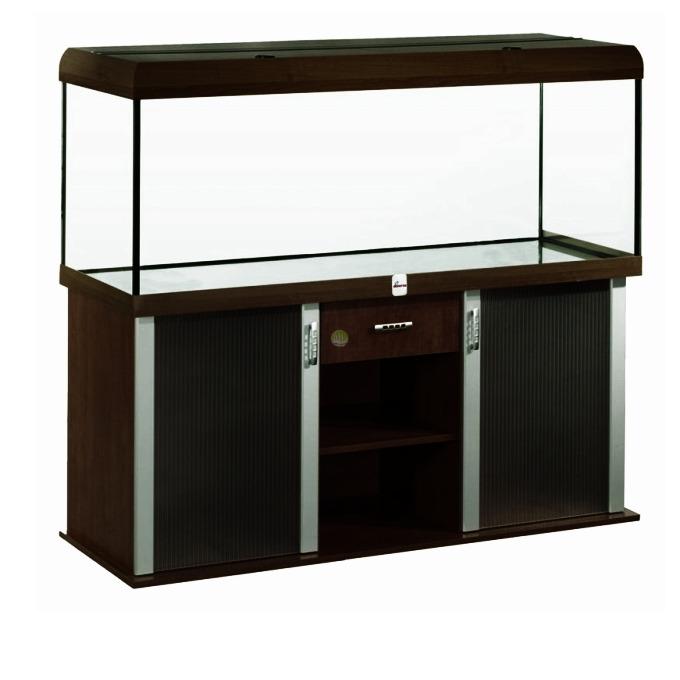 Zestaw akwariowy MODERN 150 - kolor czarny