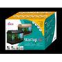 Zestaw akwariowy Startup 40 AP ARISTO (czarny)