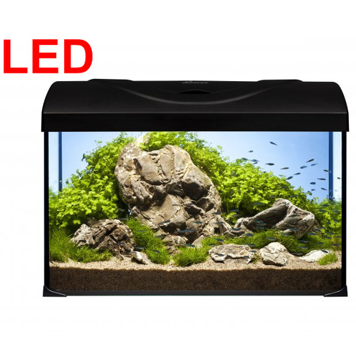 Zestaw akwariowy Startup 40 LED Expert (czarny) [119674]